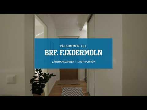 Visningsfilm - Brf Fjädermoln