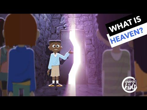 ChurchKids: What Is Heaven?