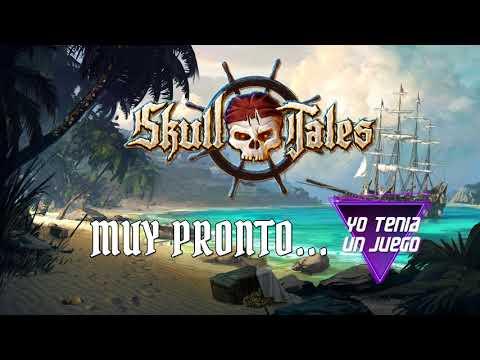 Skull Tales A Toda Vela | Juego De Mesa | Próximamente...