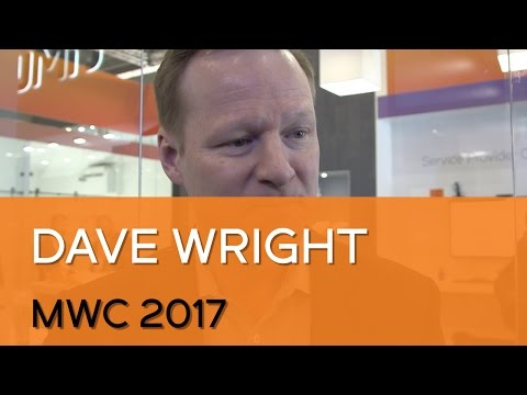 MWC 2017: Dave Wright Interview