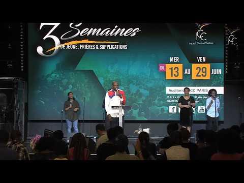 Chaîne de prière du mois de juin - Jour 3 - Ps Yvan Castanou