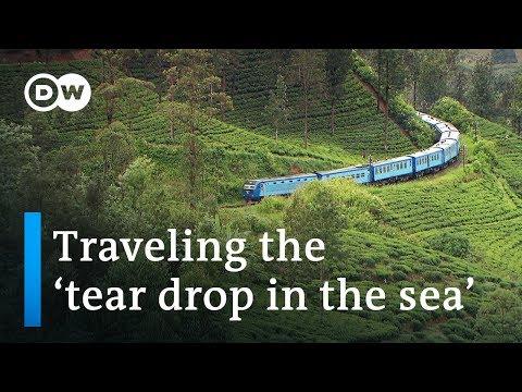 By train across Sri Lanka | DW Documentary - UCW39zufHfsuGgpLviKh297Q
