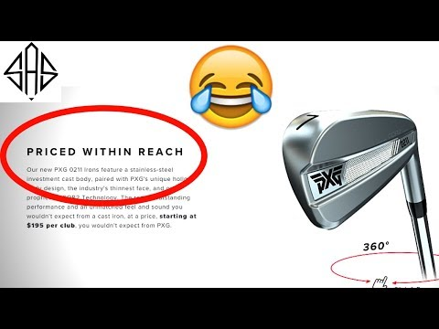 BRUTAL OPINION ON THE EXPENSIVE PXG 0211 IRONS