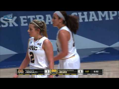 Big Sky Women's Basketball Championship Game #8