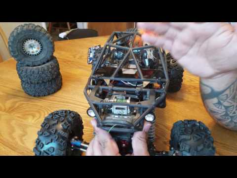 AXIAL RR10 BOMBER UPGRADES Part 1 - UCmdw15D8o0Rv5MeKmnimUjA