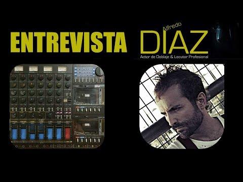 ENTREVISTA ALFREDO DIAZ Y EL AMSTRAD CPC