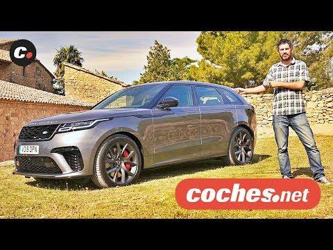 Range Rover Velar SVAutobiography | Primera prueba / Test / Review en español | coches.net
