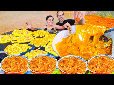 QUARANTINE Indian Street Food + GIANT FISH HEAD Curry Cooking at HOME!!! FULL RECIPE!!!