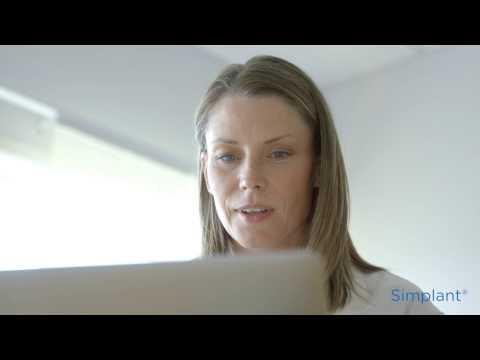 mySIMPLANT Planungsservice – Vorbereitung für Ihre Scans | Zahnloser Kiefer