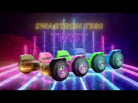 Swagtron Swagboard Twist T580: The future of Hoverboards for Kids
