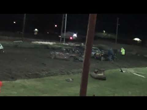 Halloween Modified FWD Demolition Derby 2018 (Bay County fairgrounds) Bay City,Michigan