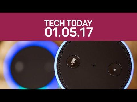 Amazon's Alexa is everywhere at CES, Samsung's gaming laptop - UCOmcA3f_RrH6b9NmcNa4tdg