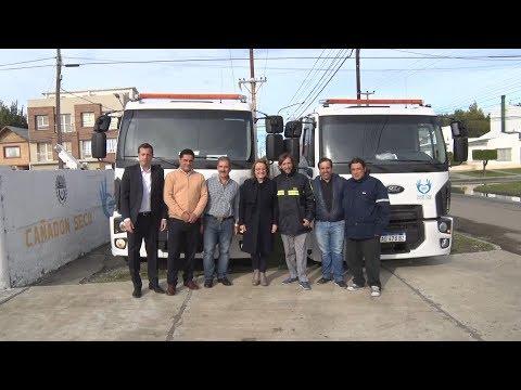 Servicios Públicos adquirió nuevo equipamiento para la Zona Norte