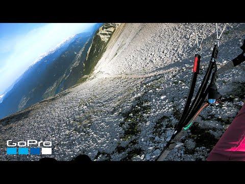 GoPro Awards: Speedflying the Alps