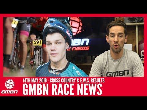 GMBN Mountain Bike Race News Show   Elite Cross Country, FMB World Tour & E.W.S. Rd. 3 Results