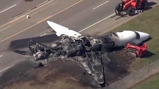 Dale Earnhardt Jr plane crash: 911 recordings, emergency dispatch audio: FIRST MOMENTS