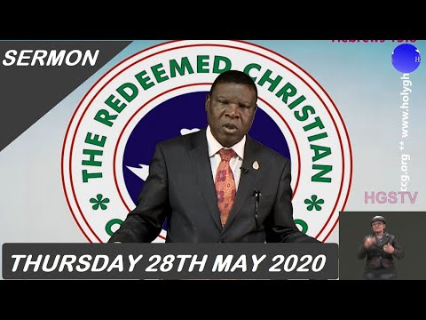 PASTOR J.O OBAYEMI SERMON  THE VALLEY SHALL BE FILLED