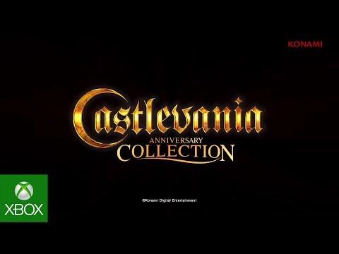 Konami Castlevania Collection Launch Trailer
