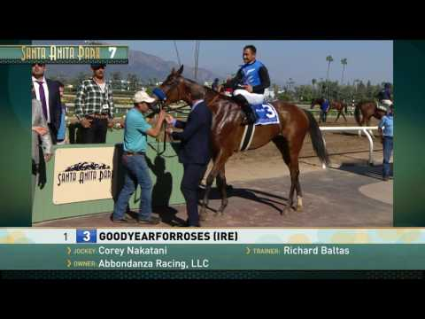Santa Ana Stakes (Gr. II) - March 12, 2017