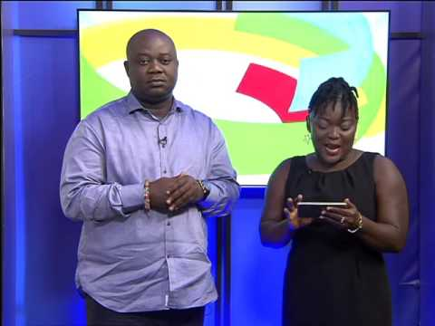 Badwam Intro on Adom TV (23-1-17)
