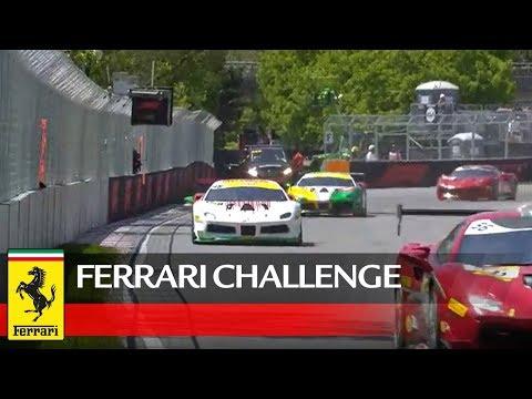 Ferrari Challenge North America Montreal Race - 2