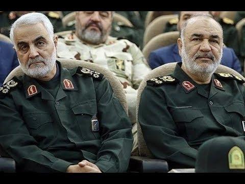 Breaking: Iran Generals Secret Meeting Of War (Holy Land)
