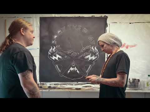 Dregen + Mattias = Rock The Boat del 3