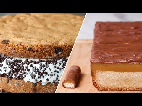 Salty, Sweet, Crunchy, and Petite! Yummy Bite Sized Dessert Ideas! | DIY Dessert Hacks by So Yummy