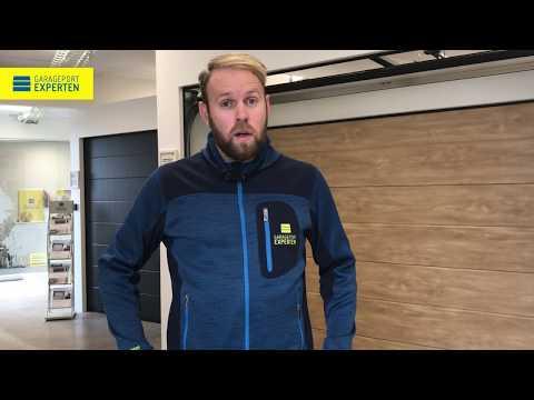 Garageportexperten - Nödfrikoppling