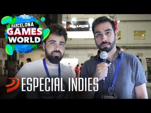Especial Juegos Indies desde la Barcelona Games World