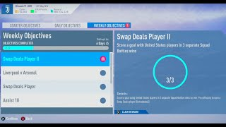 FIFA 19- Ultimate Team: Weekly Objectives (Swap Deals Player II) #1159