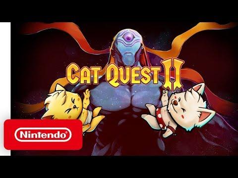 Cat Quest II - Announcement Trailer - Nintendo Switch
