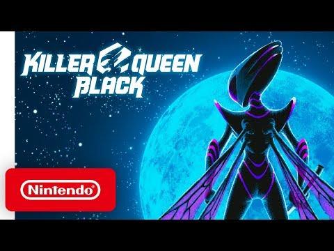 Killer Queen Black – Release Date Trailer – Nintendo Switch