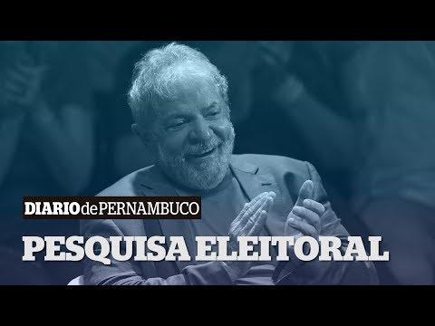 Sem Lula no 2º turno, empate técnico em todos os cenários