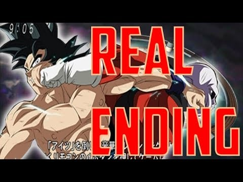 Goku DOES NOT Lose To Jiren! The True Ending Of Dragon Ball Super 131 Revealed