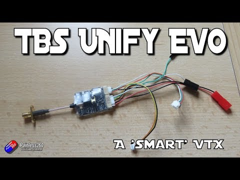 TBS Unify EVO: The first 'SMART' VTX with an OSD - UCp1vASX-fg959vRc1xowqpw
