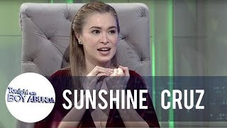 Sunshine Cruz talks about the different rings she received from her boyfriend | TWBA