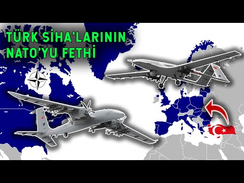 Türk SİHA'larının NATO'yu Fethi! Ben Değil Onlar Diyor!