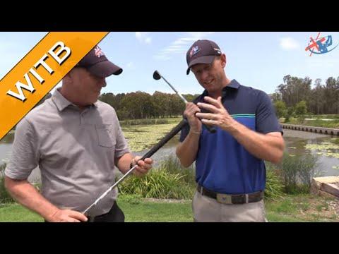STEVE RICHO RICHARDSON 2020 WITB GRIPMASTER golf zero
