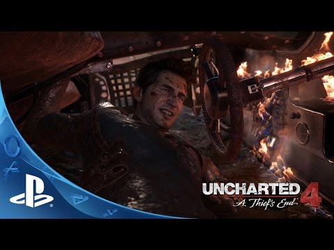 UNCHARTED 4: A Thief's End - E3 2015 - Sam Pursuit Gameplay | PS4 - UC-2Y8dQb0S6DtpxNgAKoJKA