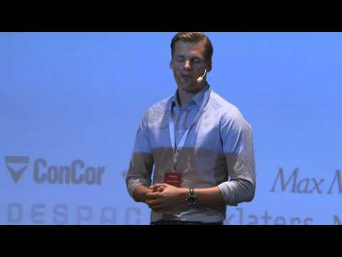 David Strömbeck, OneLab pitch