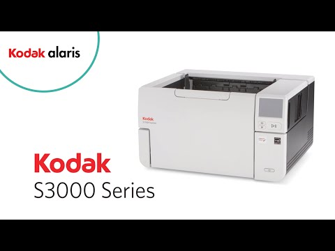 The Kodak S3000 Series | Built for Today, Ready for Tomorrow Preview
