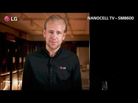 LG NanoCell SM8600 - NanoCell TV kaikkiin hetkiin ja kulmiin