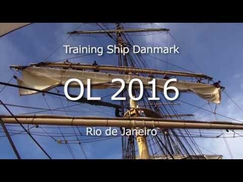 Rio OL 2016 - Training Ship DANMARK