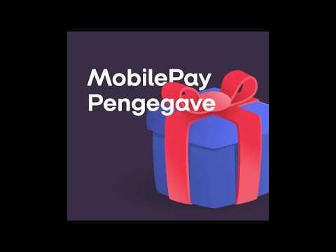 MobilePay Pengegaver - indloes gave