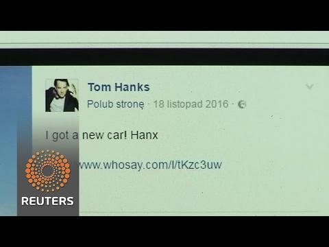 Poles buy tiny Fiat 126P for Tom Hanks