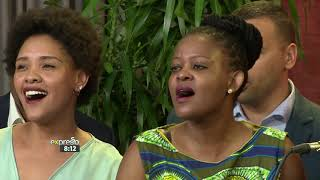 """Cape Town Opera Chorus Performs """"Baba Wethu"""" (Our Father)"""