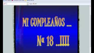 Video De La Invitacion 18 Años Diego Kubaz Youtube