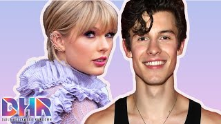 Shawn Mendes REVEALS New Thoughts On Love! Taylor Swift CONFIRMS Shade Was Aimed At Scooter?! (DHR)