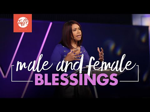 Male and Female Blessings - Wednesday Morning Service